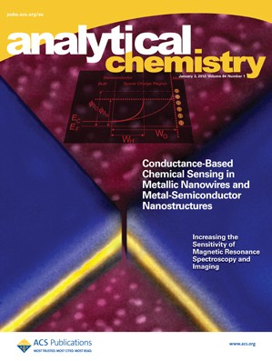 Analytical Chemistry: Volume 84, Issue 1