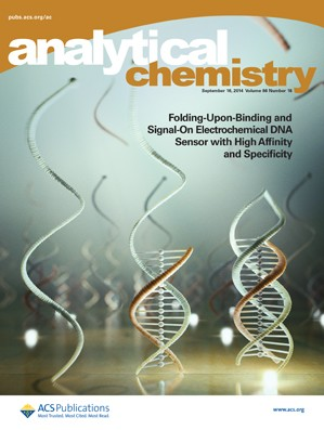 Analytical Chemistry: Volume 86, Issue 18
