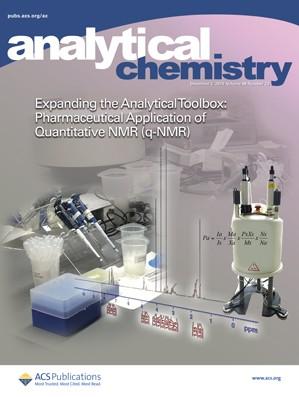 Analytical Chemistry: Volume 86, Issue 23