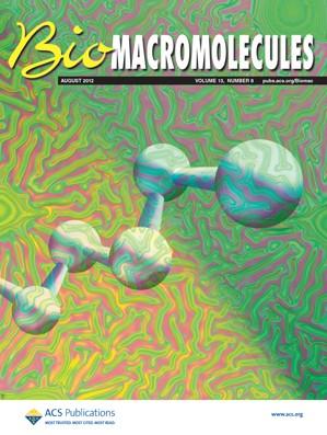 Biomacromolecules: Volume 13, Issue 8