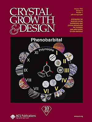 Crystal Growth & Design: Volume 10, Issue 1