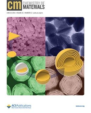 Chemistry of Materials: Volume 26, Issue 12