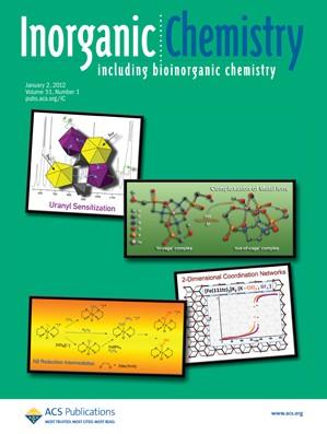 Inorganic Chemistry: Volume 51, Issue 1