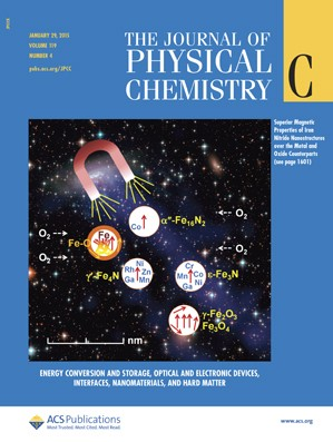 Journal of Physical Chemistry C: Volume 119, Issue 4