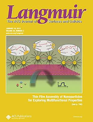 Langmuir: Volume 26, Issue 2