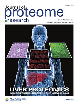 Journal of Proteome Research: Volume 9, Issue 1
