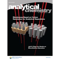 Analytical Chemistry: Volume 82, Issue 13