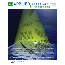 ACS Applied Materials & Interfaces: Volume 6, Issue 2
