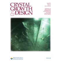 Crystal Growth & Design: Volume 12, Issue 8