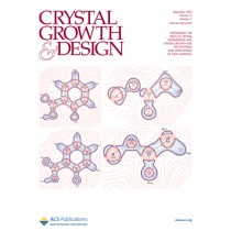 Crystal Growth & Design: Volume 12, Issue 9