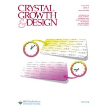Crystal Growth & Design: Volume 14, Issue 1