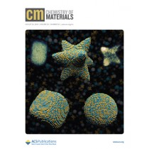 Chemistry of Materials: Volume 26, Issue 16