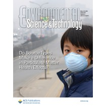 Environmental Science & Technology: Volume 48, Issue 6
