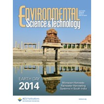 Environmental Science & Technology: Volume 48, Issue 8