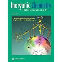 Inorganic Chemistry: Volume 49, Issue 6