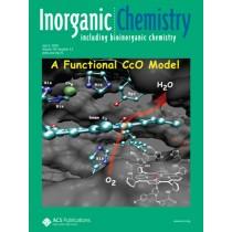Inorganic Chemistry: Volume 49, Issue 13