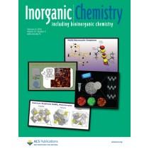 Inorganic Chemistry: Volume 51, Issue 3