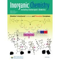 Inorganic Chemistry: Volume 53, Issue 5