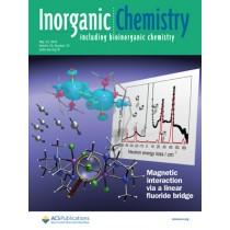 Inorganic Chemistry: Volume 53, Issue 10