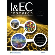 Industrial & Engineering Chemistry Research: Volume 54, Issue 17
