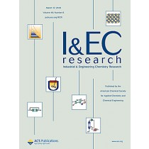 Industrial & Engineering Chemistry Research: Volume 49, Issue 6