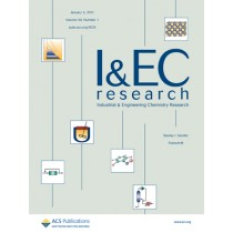 Industrial & Engineering Chemistry Research: Volume 50, Issue 1