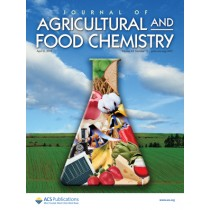 Journal of Agricultural and Food Chemistry: Volume 63, Issue 13