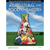Journal of Agricultural and Food Chemistry: Volume 63, Issue 25