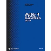 Journal of Chemical & Engineering Data: Volume 55, Issue 3