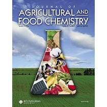 Journal of Agricultural and Food Chemistry: Volume 58, Issue 1