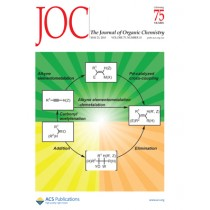 The Journal of Organic Chemistry: Volume 75, Issue 10