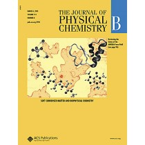 The Journal of Physical Chemistry B: Volume 114, Issue 8