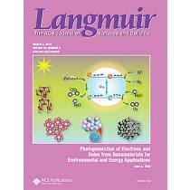 Langmuir: Volume 26, Issue 5