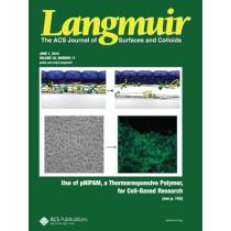 Langmuir: Volume 26, Issue 11