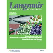 Langmuir: Volume 30, Issue 6