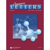 Organic Letters: Volume 12, Issue 5