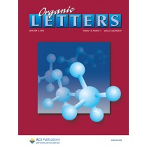 Organic Letters: Volume 14, Issue 1