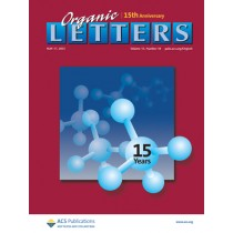 Organic Letters: Volume 15, Issue 10