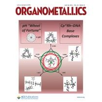 Organometallics: Volume 33, Issue 10