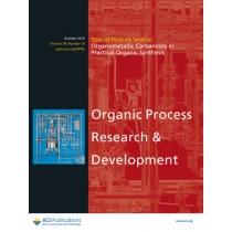 Organic Process Research & Development: Volume 18, Issue 10