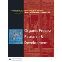 Organic Process Research & Development: Volume 15, Issue 6
