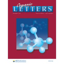 Organic Letters: Volume 16, Issue 22